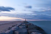 &quot;Land &amp; Sea&quot;<br /> Mattituck Inlet Jetty<br /> Mattituck, Long Island