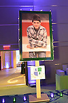 Photo banners for Bar Mitzvah decor at a Kol Ami party