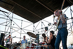 Thee Oh Sees at Fun Fun Fun Fest at Auditorium Shores, Austin Texas, November 4, 2011.