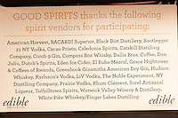Edible - Good Spirits 2013