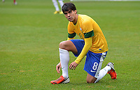 FUSSBALL   INTERNATIONAL   Testspiel    Japan - Brasilien          16.10.2012 KAKA (Brasilien)