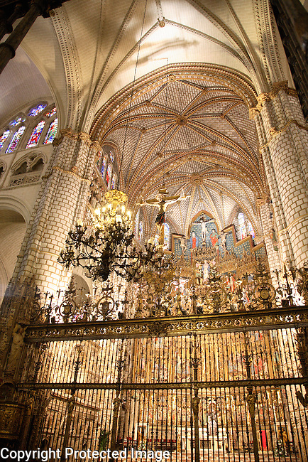 Cathedral, Toledo, Spain