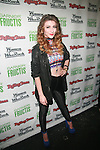 """Amy Heidemann attends special private concert event, sponsored by Garnier Fructis to celebrate Rolling Stone's """"Women Who Rock"""" issue and contest at The Hard Rock Cafe, NY  10/16/12"""