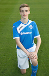 St Johnstone Academy Under 17&rsquo;s&hellip;2016-17<br />Ben Fraser<br />Picture by Graeme Hart.<br />Copyright Perthshire Picture Agency<br />Tel: 01738 623350  Mobile: 07990 594431