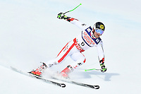 February 17, 2017: Marcel HIRSCHER (AUT) competing in the men's giant slalom event at the FIS Alpine World Ski Championships at St Moritz, Switzerland. Photo Sydney Low