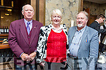 At the Tralee 800 Conference at the Rose Hotel on Saturday were Donal O'Sullivan, Kathleen Horgan, Sean Sheehy
