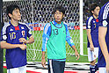 (L to R) Shinji Kagawa (JPN), Kengo Nakamura (JPN), SEPTEMBER 2, 2011 - Football / Soccer : FIFA World Cup Brazil 2014 Asian Qualifier Third Round Group C match between Japan 1-0 North Korea at Saitama Stadium 2002, Saitama, Japan. (Photo by YUTAKA/AFLO SPORT) [1040]