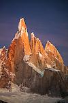 Los Glaciares National Park, Argentina , Cerro Torre