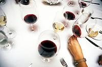 Wine and food, Victoria, British Columbia, Canada 02-06