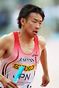 Yusuke Ishizuka (JPN), .MAY 6, 2012 - Athletics : .SEIKO Golden Grand Prix in Kawasaki, Men's 4400m Relay .at Kawasaki Todoroki Stadium, Kanagawa, Japan. .(Photo by Daiju Kitamura/AFLO SPORT)