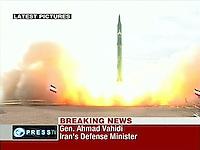 16/12/09 Iran test-fires missile