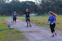 Western Australian Sleddog Sports Association held a Beginners' Day on April 19, 2015, at the Kings Meadow Polo Ground, Guildford.