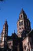 Dome Saint Martin in Mainz<br /> <br /> Catedral San Martin en Maguncia<br /> <br /> Dom St. Martin in Mainz<br /> <br /> 3509 x2296 px<br /> Original: 35 mm slide transparancy