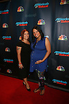 AGT Contestant American Military Spouses at America's Got Talent Post Show Red Carpet at Radio City Music Hall, NY