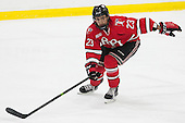 Lou Nanne (RPI - 23) - The Harvard University Crimson defeated the visiting Rensselaer Polytechnic Institute Engineers 5-2 in game 1 of their ECAC quarterfinal series on Friday, March 11, 2016, at Bright-Landry Hockey Center in Boston, Massachusetts.