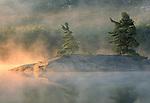 Killarney Provincial Park Ontario, Murial Lake