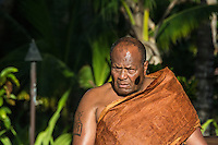 Namotu Island Resort, Namotu, Fiji. (Saturday May 31, 2014) –  The official Opening Ceremony for the 2014 Fiji Pro was held this afternoon on Tavarua Island with a tradition blessing and kava ceremony for the officials and Top 34 surfers. Photo: joliphotos.com
