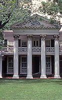 Thomas Jefferson: University of Virginia--Pavilion Elevation.  Photo '85.