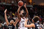 SaintMarys 1415 BasketballW 1stRound vs BYU