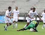 Once Caldas perido 1 x0 contra la equidad, en la liga postobon torneo de apertura del futbol colombiano
