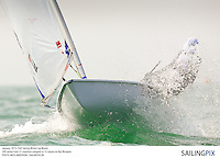 Miami, USA, 20130131: ISAF SAILING WORLD CUP MIAMI - 121 boats and 311 sailors from 37 countries compete at the ISAF Sailing World Cup in Miami. Race Day 3. ..Photo: Mick Anderson/SAILINGPIX.DK