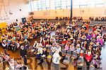 Large crowd the Mercy Mounthawk Secondary School Bingo Fundraiser on Sunday