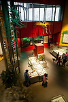 The Montréal Insectarium is a museum located in Montreal, Quebec, Canada, featuring a large quantity of insects from all around the world. It is the largest North American insectarium and among the largest insectariums worldwide.