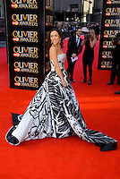APR 13 Olivier Awards 2014 arrivals