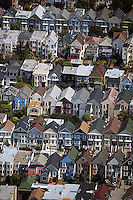 Residential Neighborhoods | San Francisco Aerial Photography