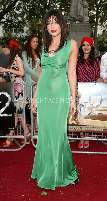 WWW.ACEPIXS.COM . . . . .  ..... . . . . US SALES ONLY . . . . .....May 27 2010, New York City....Daisy Lowe at the premiere of Sex and the City 2 on May 27 2010 in London....Please byline: FAMOUS-ACE PICTURES... . . . .  ....Ace Pictures, Inc:  ..Tel: (212) 243-8787..e-mail: info@acepixs.com..web: http://www.acepixs.com