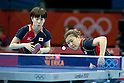 2012 Olympic Games - Table Tennis - Women's team first round