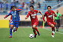 Mitsuo Ogasawara (Antlers), May 3rd, 2011 - Football : AFC Champions League 2011, Group H match between Kashima Antlers 2-0 Shanghai Shenhua .at National Stadium, Tokyo, Japan. (Photo by Daiju Kitamura/AFLO SPORT) [1045]..