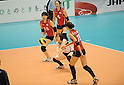 Nam Jie-Youn (KOR), November 17 2011 - Volleyball : .FIVB Women's World Cup 2011, 4th Round .match between Dominican Republic 3-2 Korea .at Tokyo Metropolitan Gymnasium, Tokyo, Japan. .(Photo by Atsushi Tomura/AFLO SPORT) [1035]