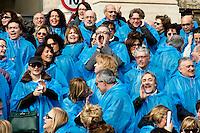 Roma 23 Gennaio 2014<br /> Manifestazione di pi&ugrave; di seicento presidi di scuola,  provenienti da tutta Italia, hanno manifestato  davanti al ministero dell&rsquo;Istruzione, contro il blocco delle retribuzioni, e contro la riduzione degli stipendi.<br /> Rome January 23, 2014 <br /> Manifestation  of more than six hundred school principals from all over Italy, demonstrated outside the Ministry of Education, against a wage freeze, and against the reduction of wages.