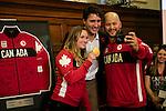 Team Canada Celebrations
