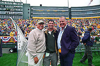 Three great guards: Fuzzy Thurston, John Stockton, Jerry Kramer.