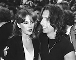 Alice Cooper 1978 with wife Sheryl Cooper.© Chris Walter.