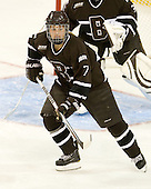 Victoria Smith (Brown - 7) - The Boston College Eagles defeated the visiting Brown University Bears 5-2 on Sunday, October 24, 2010, at Conte Forum in Chestnut Hill, Massachusetts.