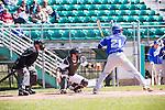 04/05/12 - Kalamazoo, MI: Kalamazoo College Baseball vs Finlandia.  Kalamazoo won both games of the doubleheader, 13-8 and 5-4.  Photo by Chris McGuire.