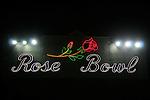 Rose Bowl at night