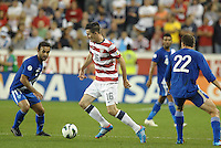 U.S midfielder Sacha Kljestan (16) in action..USMNT defeated Guatemala 3-1 in World Cup qualifying play at LIVESTRONG Sporting Park, Kansas City, KS.