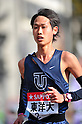 Masaya Taguchi (Toyo-Univ), JANUARY 2, 2012 - Athletics : The 88th Hakone Ekiden Race the 4th section in Kanagawa, Japan. (Photo by Jun Tsukida/AFLO SPORT)