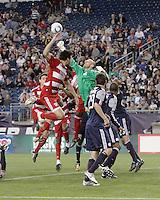 New England Revolution vs FC Dallas May 01 2010