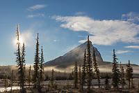 Mt Sukakpak of the Brooks range.