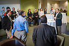 March 2, 2017; Indiana Bio-sciences Research Institute (IBRI) Open House event at Innovation Park (Photo by Matt Cashore/University of Notre Dame)