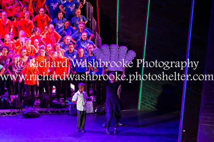 Theatretrain - Now Then, Theatre Royal, Drury Lane, London  5th July 2015<br /> <br /> Photo:  - Richard Washbrooke Photography