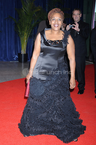 CCH Pounder arrives at the White House Correspondents' Association Dinner in Washington, DC. May 1, 2010. Credit: Dennis Van Tine/MediaPunch