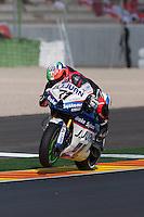 Claudio Corti debut in MotoGP