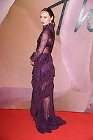 Laura Haddock at the Fashion Awards 2016 at the Royal Albert Hall, London. December 5, 2016<br /> Picture: Steve Vas/Featureflash/SilverHub 0208 004 5359/ 07711 972644 Editors@silverhubmedia.com