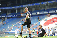 VOETBAL: HEERENVEEN: 07-07-2012, SC Heerenveen open dag, trainer Marco van Basten, ©foto Martin de Jong